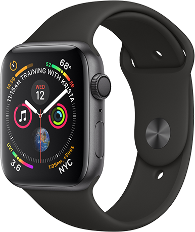 Частые поломки Apple Watch series 4